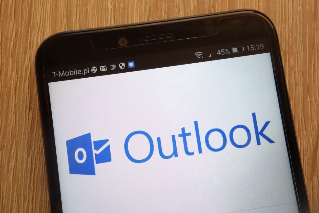 outlook calendar - calendar scheduling and organization software