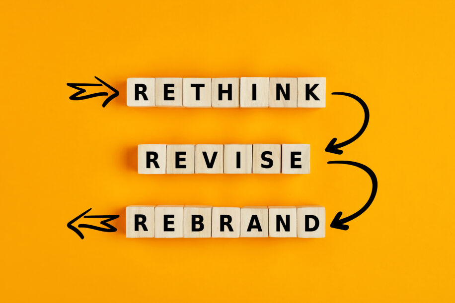 rebrand your company image for a competitive edge